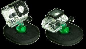 Flugsau GoPro Magnethalterung Pro