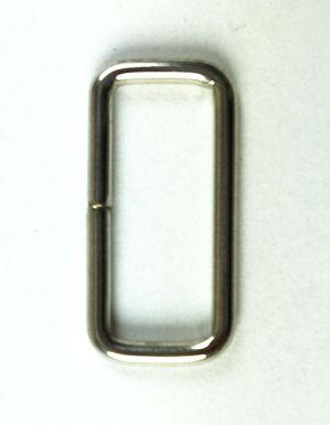 Schlaufe aus rundem Draht 20mm