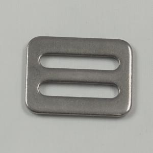 Stegschnalle 25mm Inox 162l