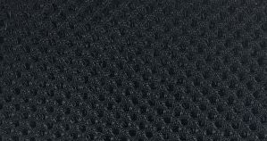 Mesh Polsterstoff schwarz