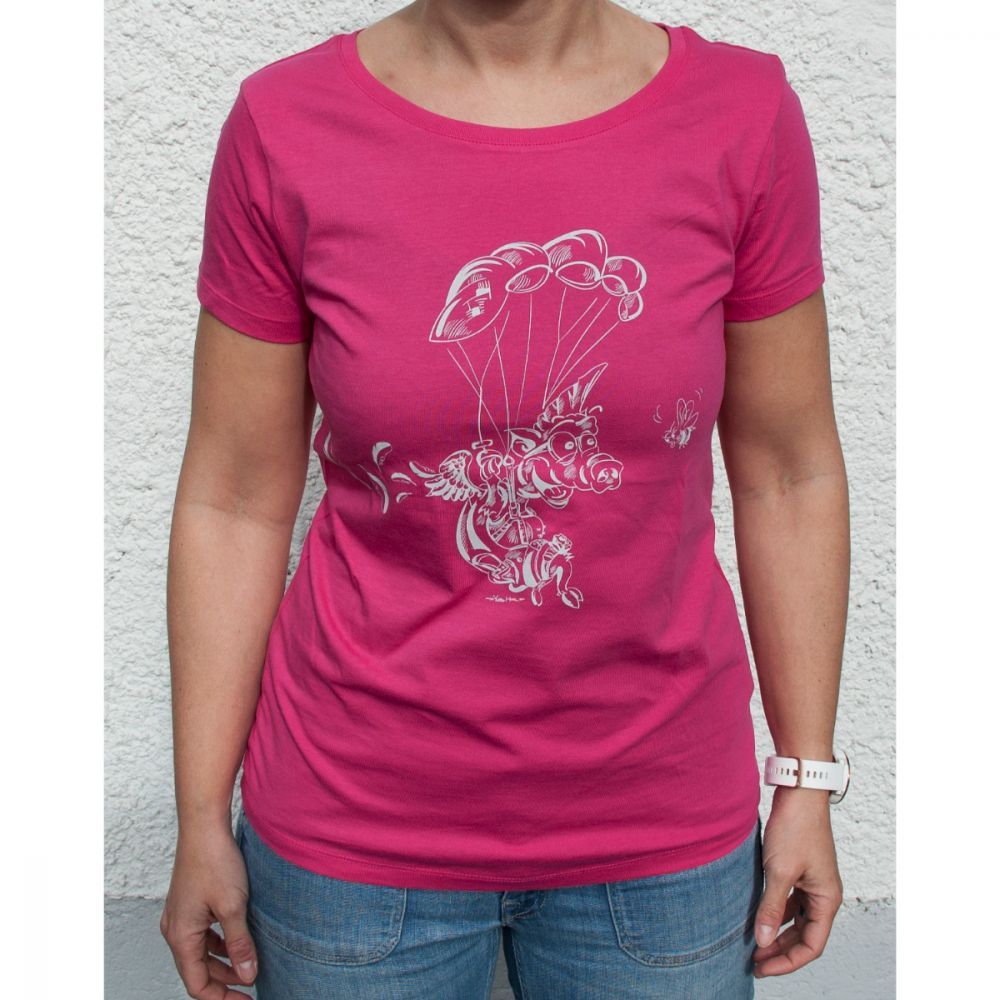 Flugsau Damen T-Shirt