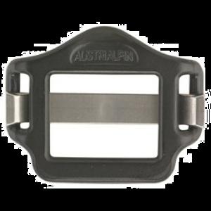 Austri Alpin slidebloc -20mm edelstahl
