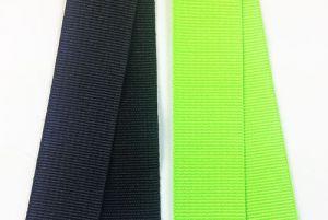 Einfassband neongrün 25mm