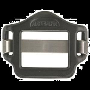 Austri Alpin slidebloc -28mm edelstahl