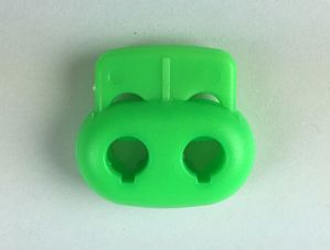 Kordelstopper 2fach, grün
