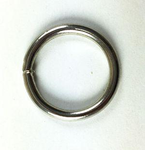 Ring geschweisst 20mm