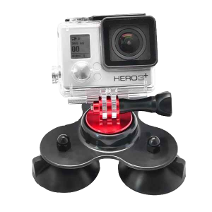 Saugnapfhalterung für GoPro